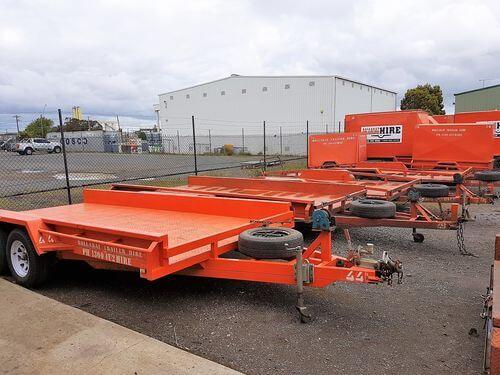 Ballarat Trailer Hire Car Trailers