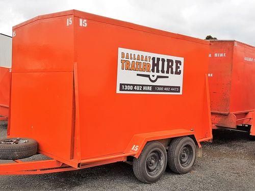 Ballarat Trailer Hire Furniture Moving Trailers