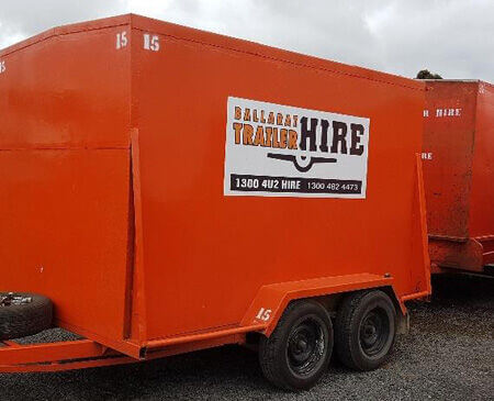 Furniture Moving Trailers