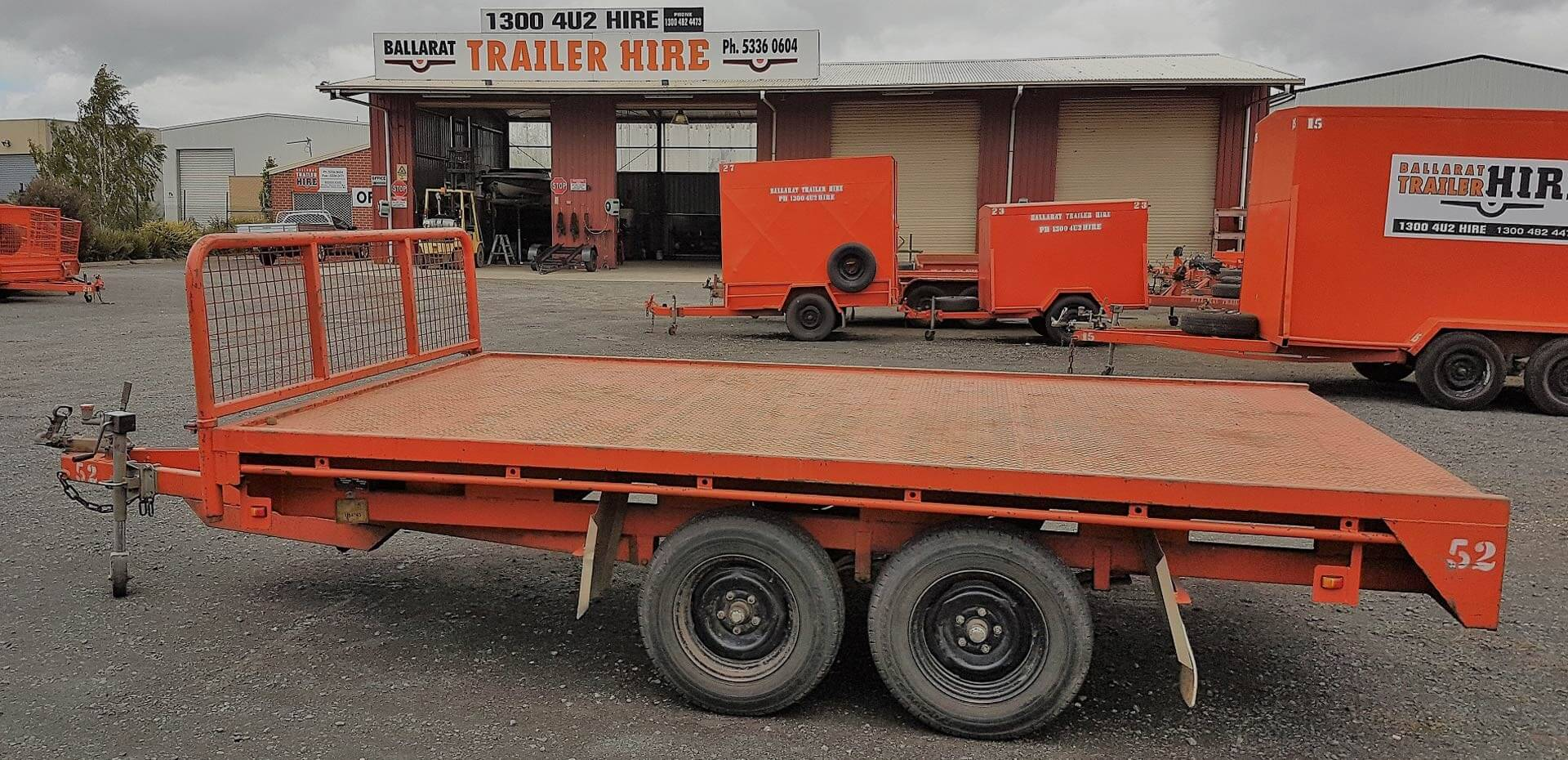 Does your trailer need repairs?
